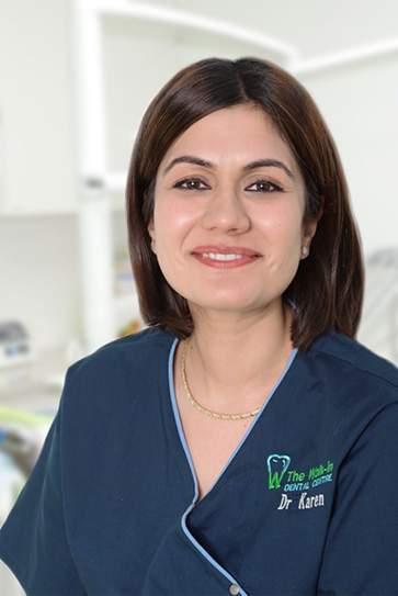 Dentist Karen The Walk In Dental Centre